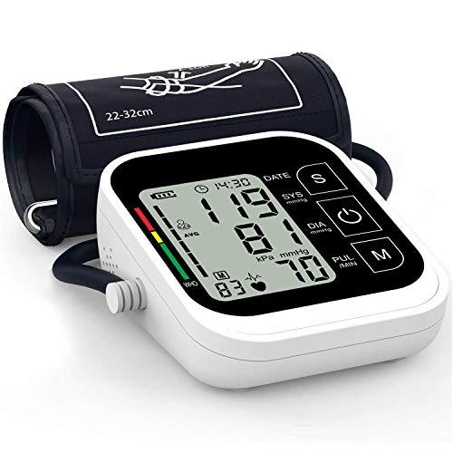 Misuratore Pressione Sanguigna da Braccio,Oudekay Automatic Misuratore di Pressione Misurare...
