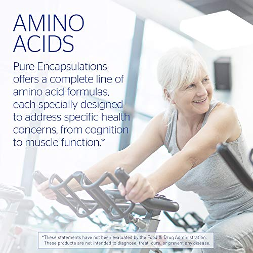 Pure Encapsulations Essential Aminos | Amino Acid Supplement for The Brain and Muscle Recovery* | 180 Capsules 4
