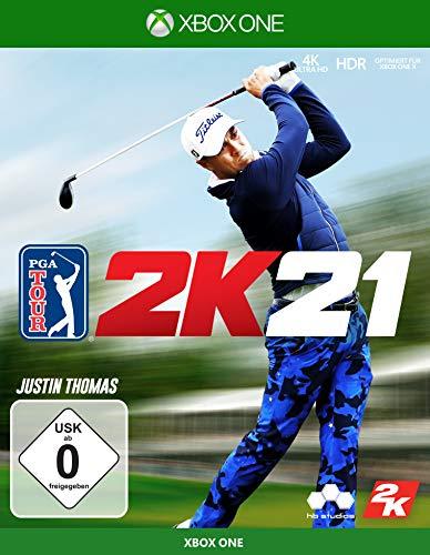 PGA TOUR 2K21 - [Xbox One]