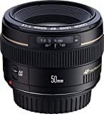 1. Canon EF 50mm f/1.4 USM
