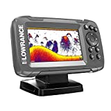 Lowrance HOOK2 4X - 4' Fishfinder with Bullet Transducer and GPS Plotter