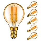 Emotionlite E14 LED Ampoules, Ampoules à incandescence à LED, 4W...