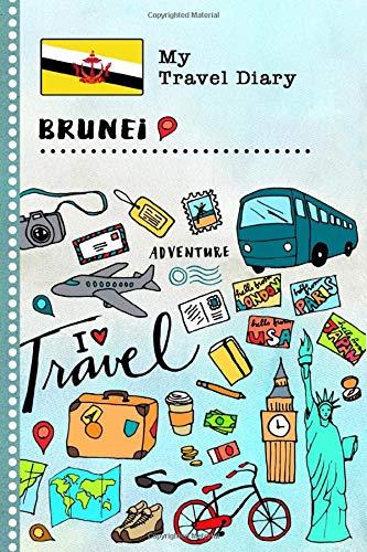 Brunei Travel Diary: Kids Guided Journey...