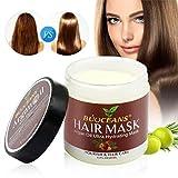 Professional arganöl Hair Mask, arganöl pelo Kur Conditioner Máscara - con Aloe Vera & Queratina...