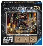 Puzzle meets Mystery Puzzle Erwachsenenpuzzle Alter: ab 14 Jahre Maße: ca. 70 x 50 cm