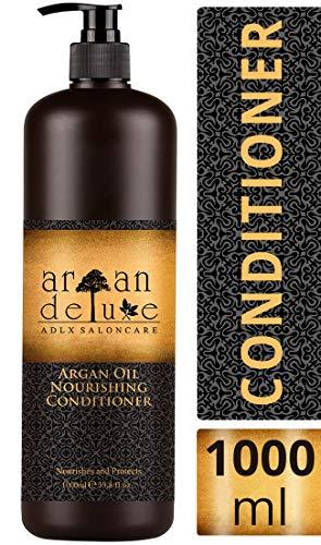 Argan Deluxe Conditioner in Friseur-Qualität 1000 ml - stark pflegend mit...