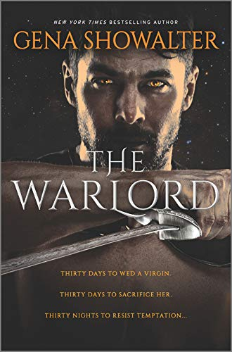 The Warlord: A Novel (Rise of the Warlords Book 1) by [Gena Showalter]