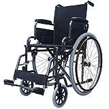 Elite Care ECSP02 Chaise fauteuil roulant automotrice pliable