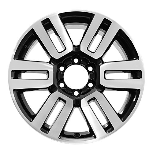 Auto Rim Shop - New Reconditioned 20' OEM Wheel for Toyota 4Runner with Black