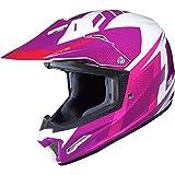 HJC CL-XY 2 Argos Youth Boys Off-Road Motorcycle Helmet - MC-8 / Small