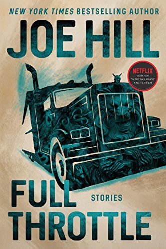 Full Throttle: Stories Kindle Edition
