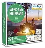 Vivabox - Coffret cadeau couple - WEEK-END GOURMAND- 325 week-ends...