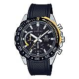 CASIO Herren Analog Quarz Uhr mit Resin Armband EFR-566PB-1AVUEF
