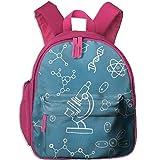 Yuanmeiju Quantum Science School Book Bag Niños Travel Student Mochila