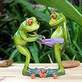 Fesjoy 3D Creative Statut Drôle Intéressant Décoration Ornement Figurine...