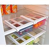 Soporte Igemy para estante de almacenamiento frigorífico congelador cajón organizador