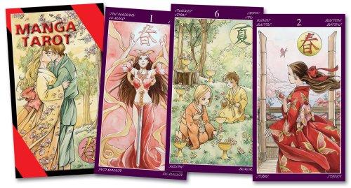 MANGA TAROT (cards) (Tarot Cards)