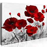 B&D XXL murando Impression sur Toile intissee 100x70cm 1 Piece Tableau Tableaux...