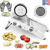 Tasty health Mandoline de Cuisine Multifonctions Vous FACILITE LA Cuisine...