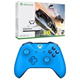 Pack Console Xbox One S 500 Go + Forza Horizon 3 + Microsoft Manette sans fil - bleu pour Xbox One