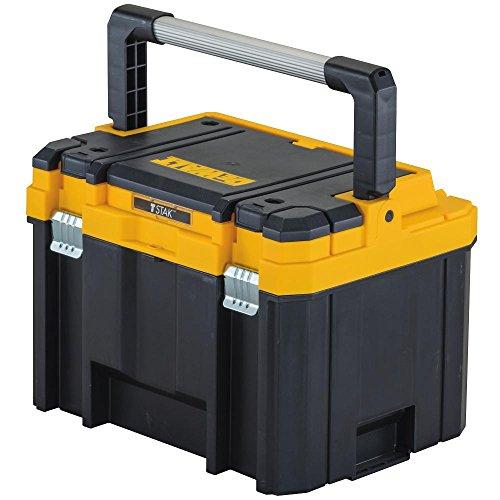 DEWALT (DWST17814) Tstak Tool Box, Deep, Long Handle
