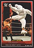 2015 Topps WWE Road to Wrestlemania Wrestling #50 The Bunny