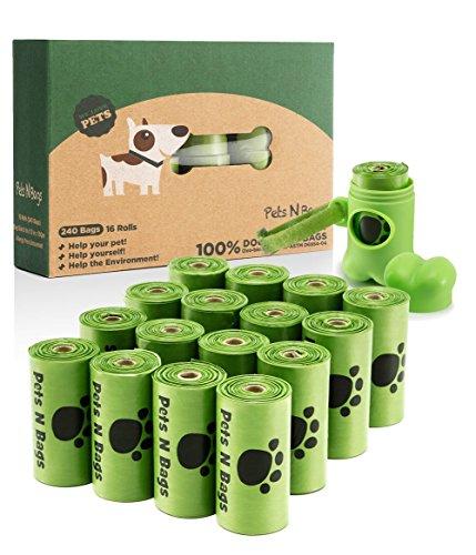 Poop Bags, Environment Friendly Pets N Bags Dog...