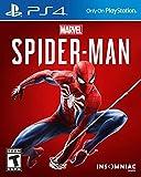 Marvel's Spider-Man - PlayStation 4 (Video Game)