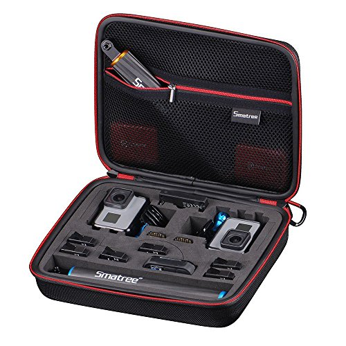 Smatree G260 gopro hero6/5/4/3対応 収納旅行&家庭用ケース