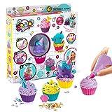 Canal Toys- Frosted Kit de Crear 3 Jabones, Multicolor (18)