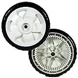 Genuine Toro Wheels Part # 119-0311 Set of 2