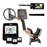 Whites TreasurePro Metal Detector with 10' DD Waterproof Coil and Bullseye II