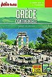 Guide Grèce continentale 2018 Carnet Petit Futé