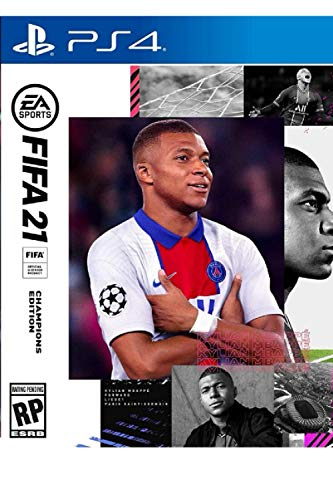 FIFA 21 Champions Edition PS4: Special Edition FIFA Ultimate Team notebook