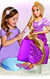 Jakks Pacific – Disney Rapunzel poupée, Multicolore, Taille Unique...