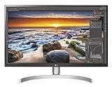 LG 27UL850 Monitor 27' UltraHD 4K LED IPS HDR 400, 3840x2160, AMD FreeSync...