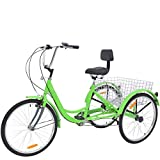 Adult Tricycles 7 Speed, Adult...