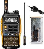 Baofeng Pofung GT-3TP Mark-III Two-Way Radio Transceiver, Dual Band 136-174/400-520 MHz Power Two-Way Radio