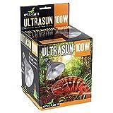 REPTILES PLANET lampe pour reptiles à vapeur de mercure UVA UVB Ultrasun 100w