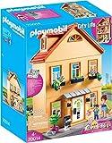 Playmobil 70014 City Life Mon maison en ville, Multicolore - Version Allemande