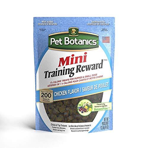Pet Botanics Training Rewards Mini Treats For...