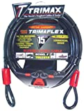 Trimax TDL1510 Trimaflex 15' X 10mm Dual Loop Multi-Use Cable