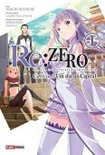 Re. Zero. A day in the capital - chapter 1. Volume 1
