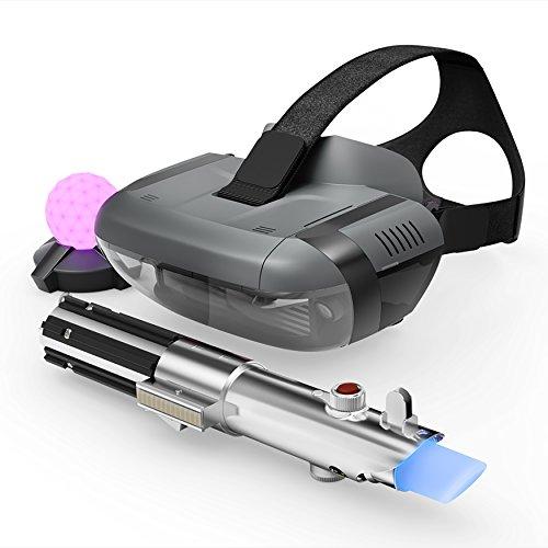 Lenovo - Desafios Jedi - Paquete de Realidad Virtual (VR) con las Gafas de realidad aumentada Lenovo...