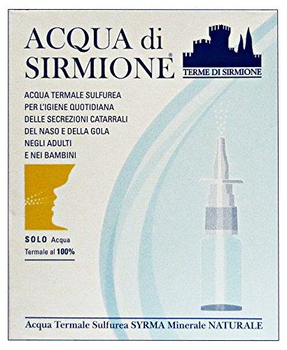 PARAF.ACQUA DI SIRMIONE TERMALE SPRAY NASO 6 PZ.