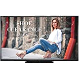 Sharp 80' Class Full HD Commercial LED TV (PN-LE801) with 2X 6ft High Speed HDMI Cable Black, Ultra...