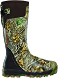 LaCrosse Men's Rubber Boot Hunting Shoe, Realtree Edge, 13 M US