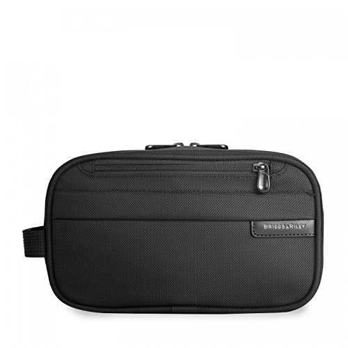 Briggs & Riley Baseline-Classic Toiletry Kit, Black, One Size