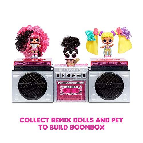 Image 4 - LOL Surprise Poupée Remix Hair Flip – A collectioner - 15 Surprises - Avec Cheveux Surprise, Accessoires & Musique