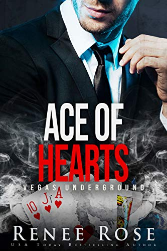 As de corazones (Vegas clandestina 4) de Renee Rose